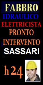 www.superfabbro.com/sassari  SOS PRONTO INTERVENTO A SASSARI - FABBRO  RIPARAZIONI APERTURA PORTE - IDRAULICO ELETTRICISTA URGENTE CONDIZIONATORI  STUFE ELETTRICISTA 24H